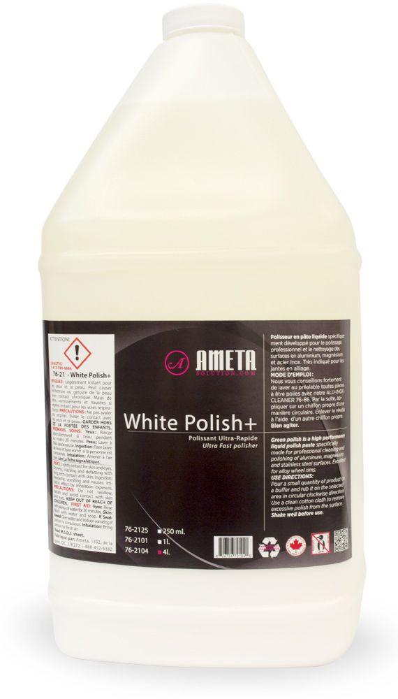 Ameta Solution 76-2104 Polisseur liquide pour aluminium 4L