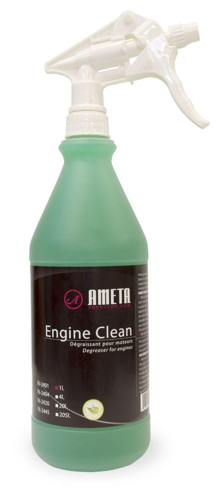 Ameta Solution 76-2401 Nettoyant automobile moteur vaporisateur 960ml