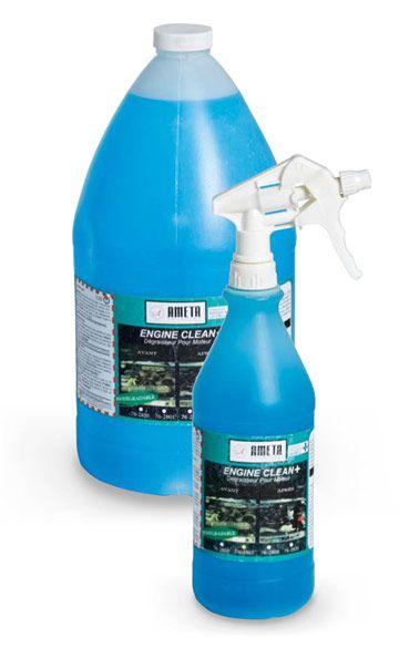 Ameta Solution 76-2820 Nettoyant automobile moteur liquide 20l