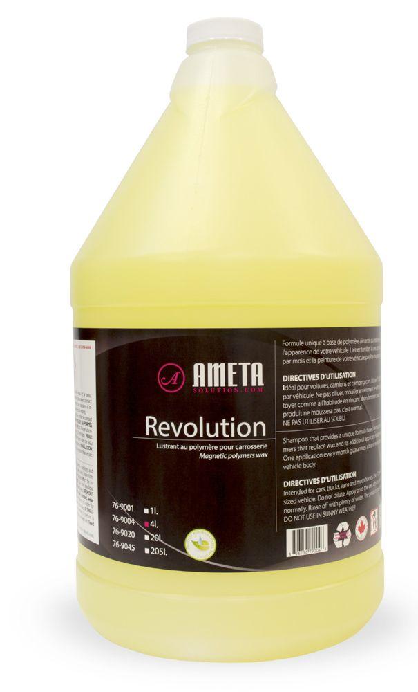 Ameta Solution 76-9004 Nettoyant automobile peinture liquide 4l