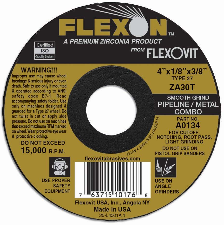 Flexovit A0234 Meule à rectifier flexon® 4
