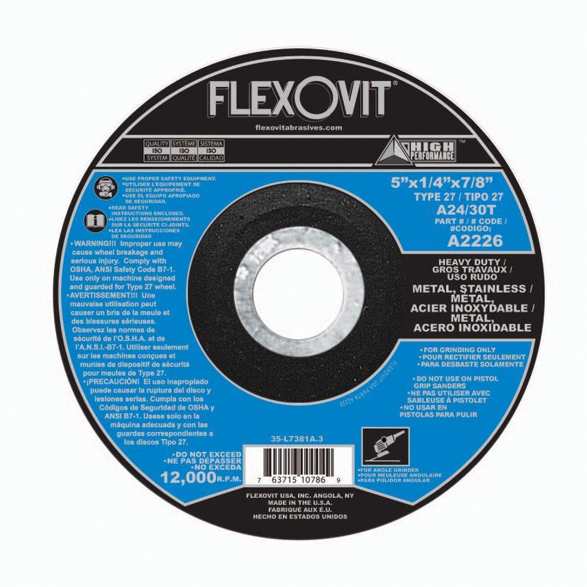 Flexovit A5301 7