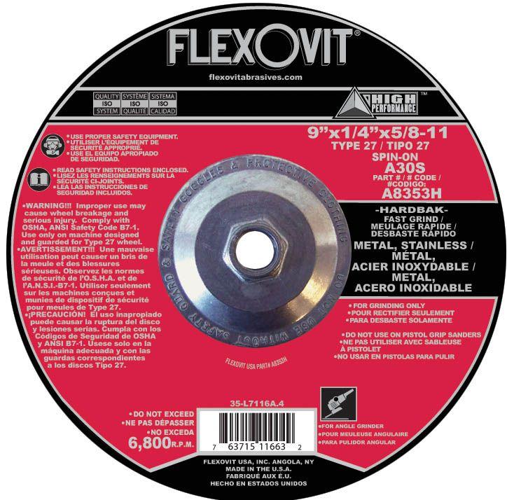 Flexovit A5356H 7