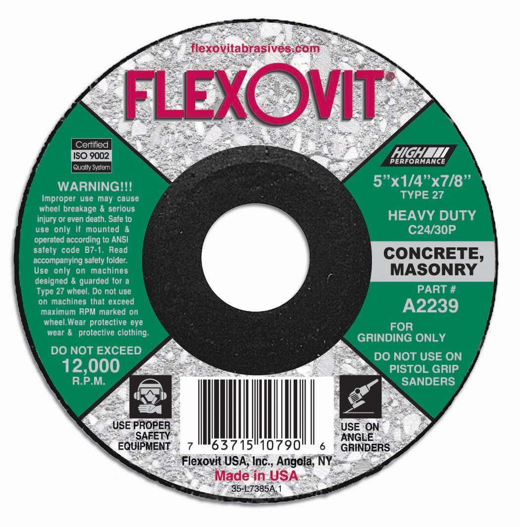 Flexovit A5446 Meule à rectifier specialist® 7