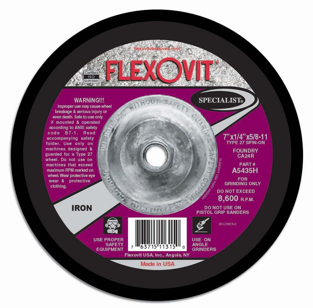 Flexovit A8435H 9