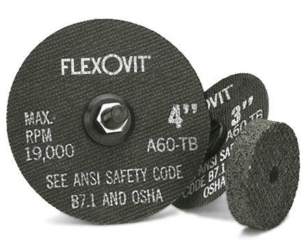Flexovit F0240 Meule à tronçonner high performance 2-1/2