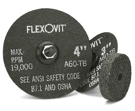 Flexovit F1704 Meule à tronçonner high performance 6