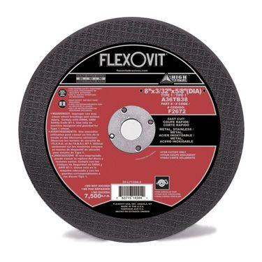 Flexovit F2171 Meule à tronçonner high performance 7