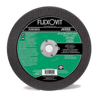 Flexovit L2826 Meule à tronçonner high performance 8