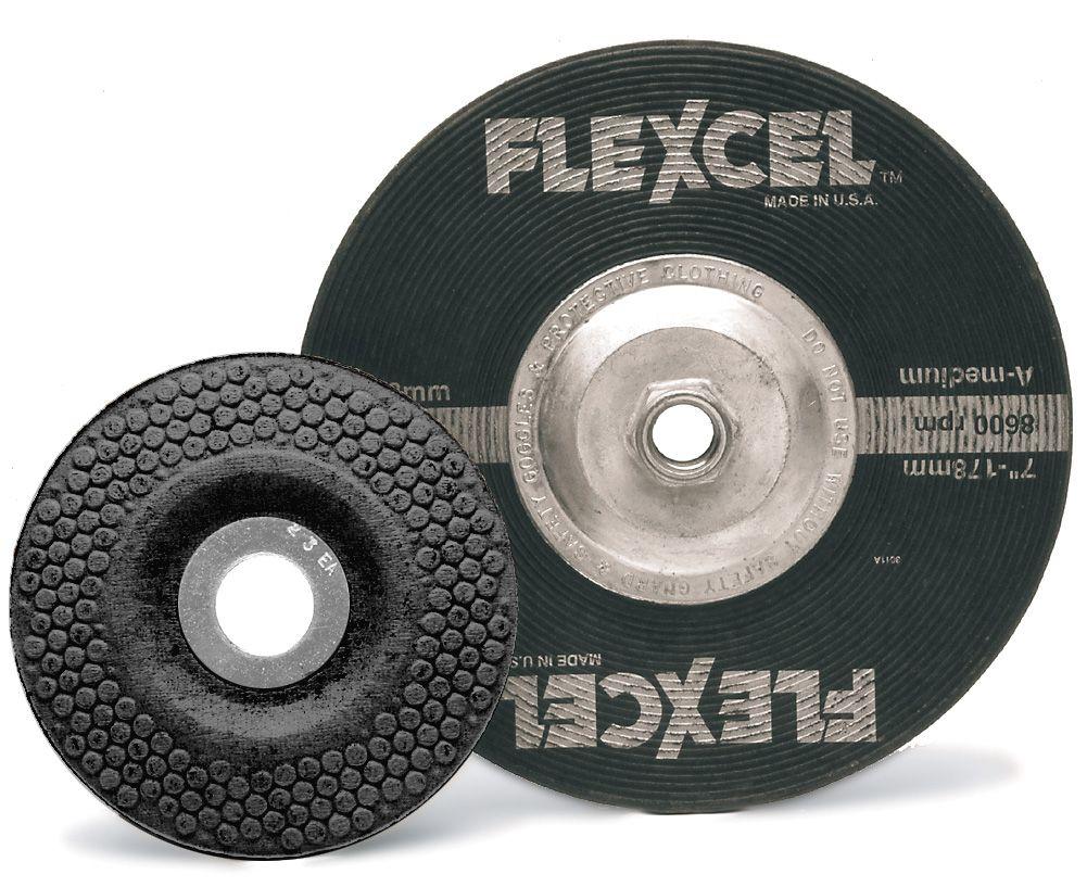 Flexovit S6740H Meule flexible flexcel 4-1/2