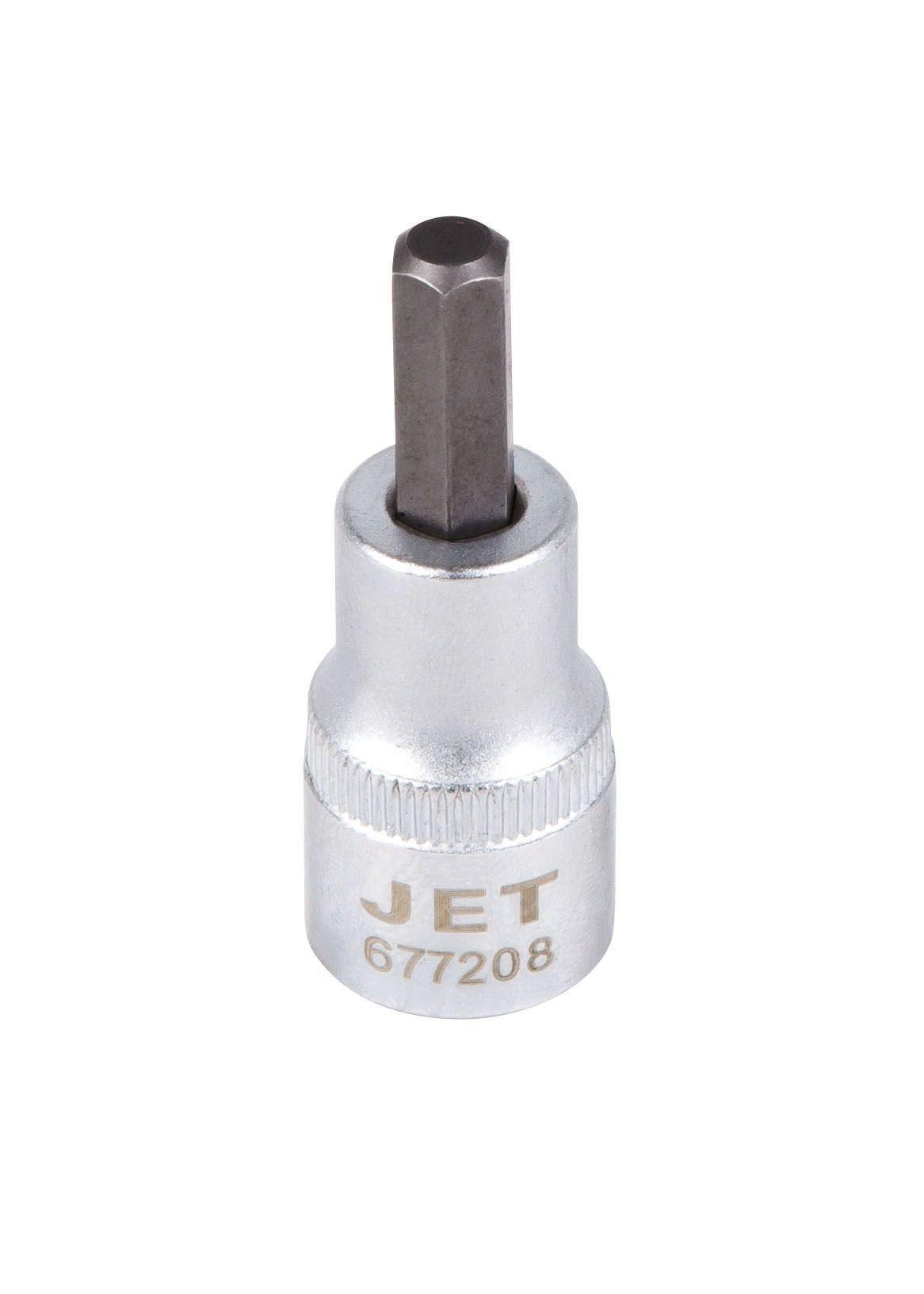 Jet 677204 Douille hexagonale 1/8