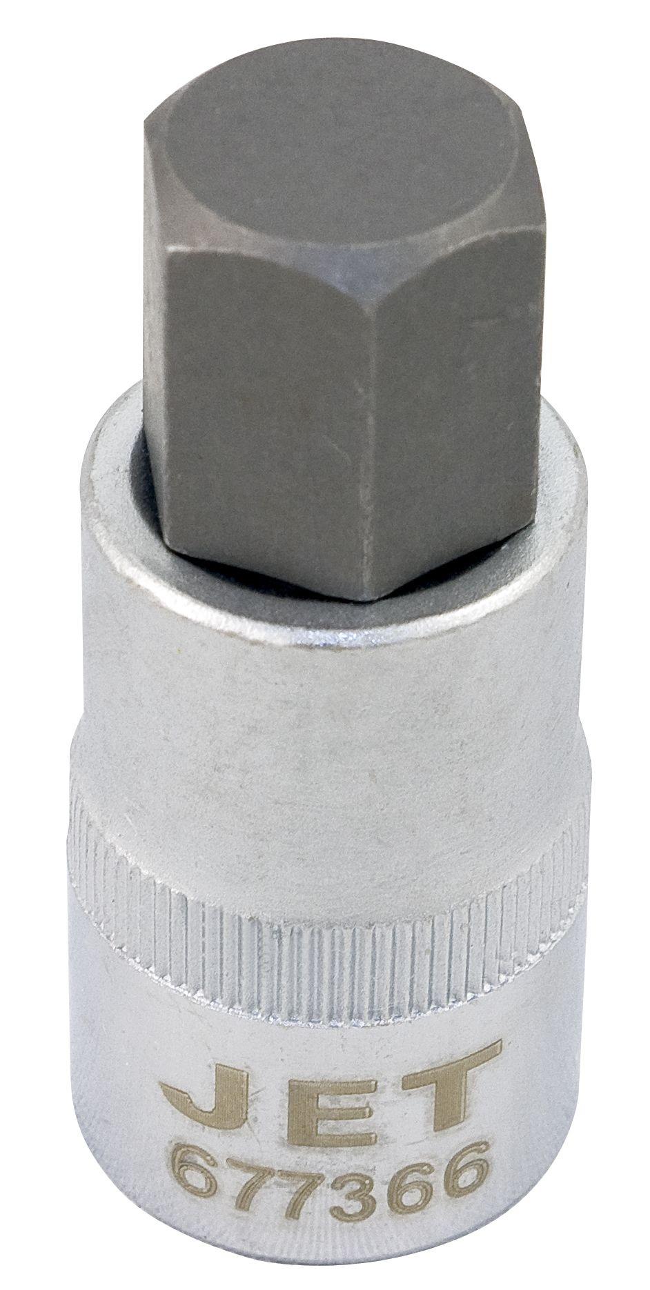Jet 677364 Douille hexagonale 14mm à prise 1/2