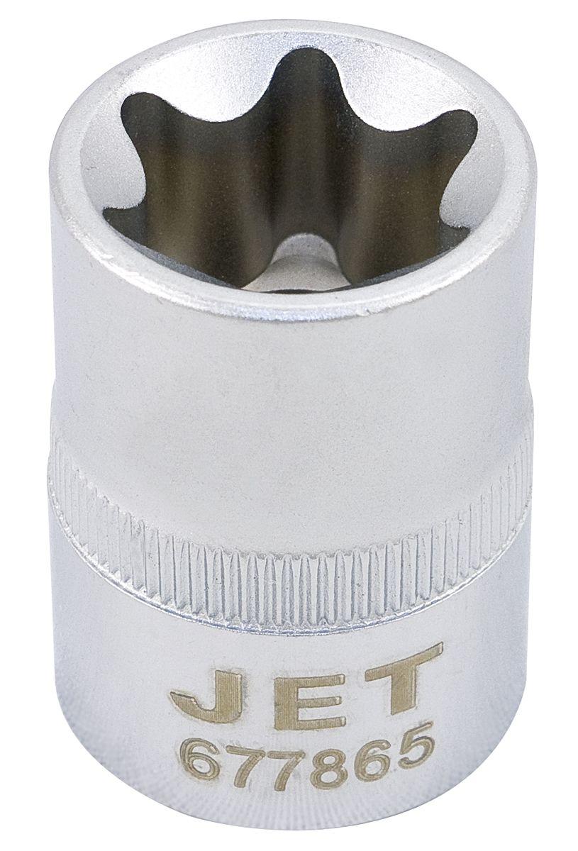 Jet 677855 Douille e-torx e14 à prise 1/2