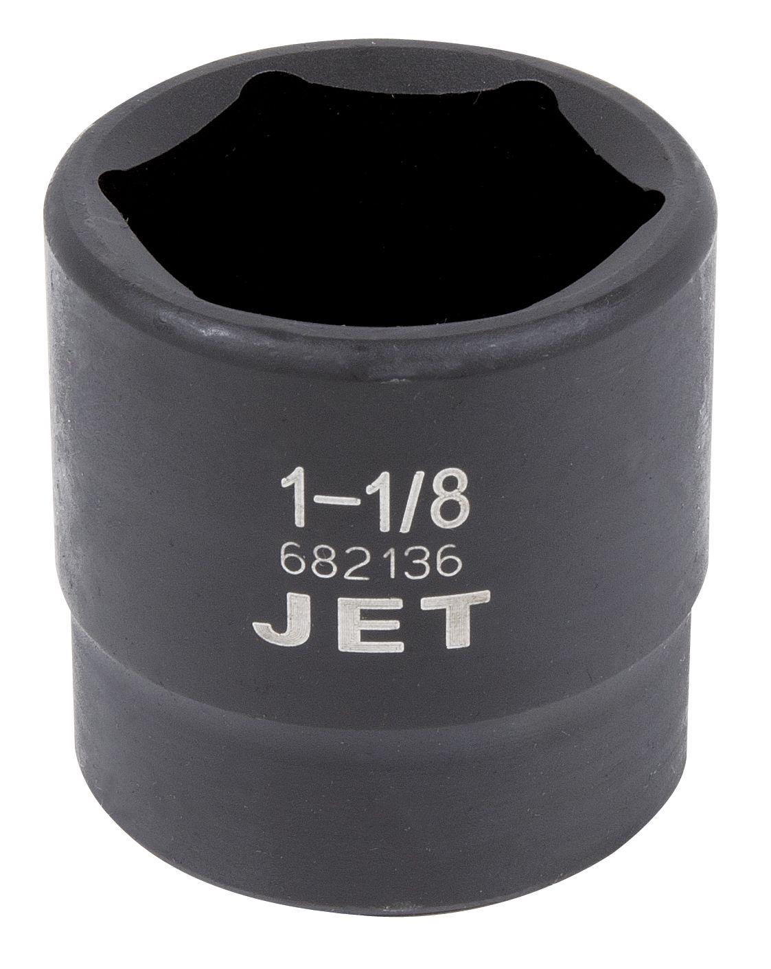 Jet 682136 Douille à chocs 1-1/8