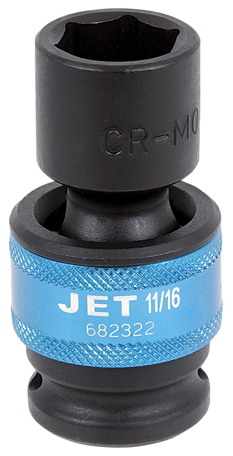 Jet 682316 Douille universelle à chocs 1/2