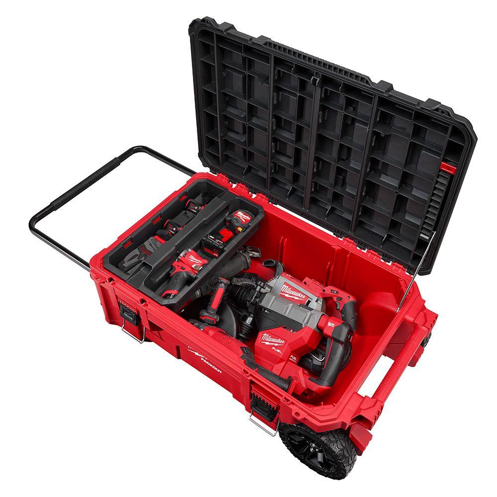 Milwaukee 48-22-8428 Coffre portatif plastique et métal 24
