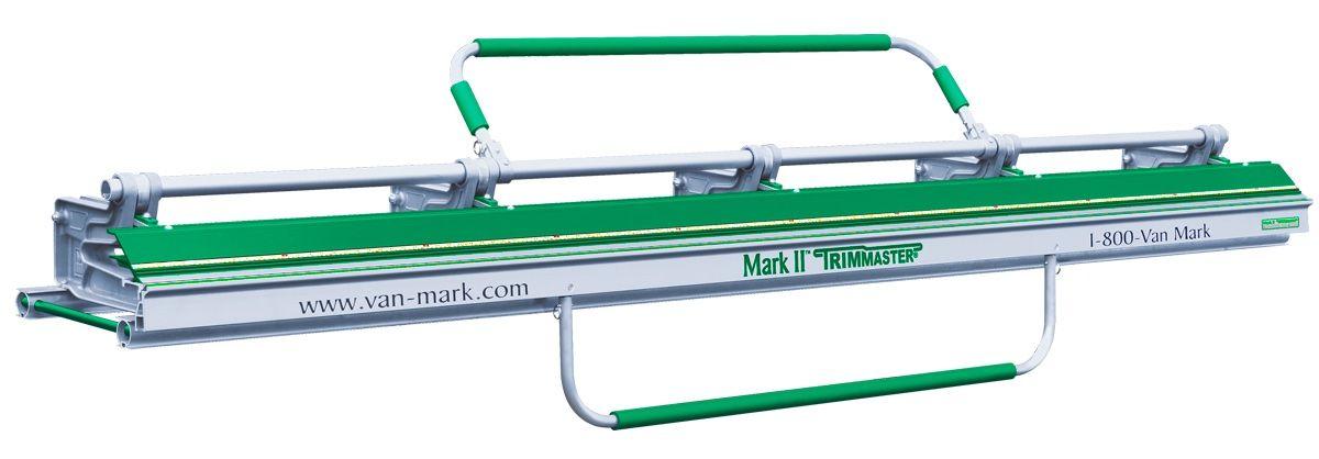 Van Mark TM10 Plieuse aluminium Mark II TriMaster