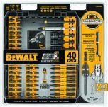 DeWALT DWA2T40IRC 40 pcs screwdriver IMPACT READY® bit set