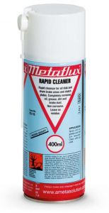 Metaflux 70-15 400ml Aerosol fast cleaner