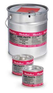 Metaflux 70-4002 Revêtement métallique zinc pâte+brosse 1kg