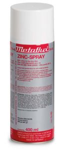 Metaflux 70-45 Revêtement métallique zinc aérosol 400ml