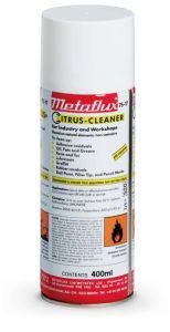 Metaflux 75-17 Détergent Citrus aérosol 400ml