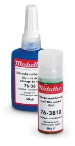 Metaflux 76-38 Adhésif pour filets liquide 50g ( vert )