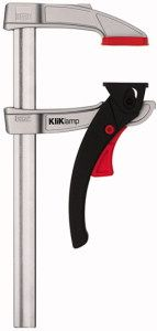 "Bessey KLI3.016 16"" x 3"" KliKlamp® light duty lever clamp"