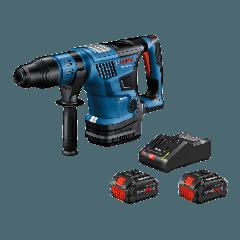 "Bosch GBH18V-36CK24 18V 1-9/16"" PROFACTOR SDS-MAX® EC brushless rotary hammer"