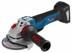 "Bosch GWS18V-45PCN 18V EC brushless 4-1/2"" angle grinder"