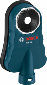 Bosch HDC200 Dispositif d'extraction de poussière universel