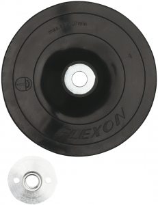 "Bosch MG0450 4-1/2"" x 5/8""-11 backing pad"