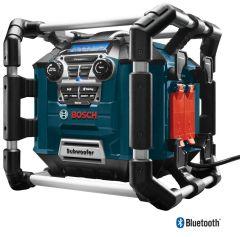 Bosch PB360C-C 18V Power Box Jobsite AM/FM Radio/Charger with Bluetooth®