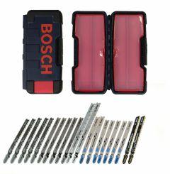 Bosch TC21HC Ensemble de 21 lames de scie sauteuse