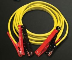 Century Wire D1110420YL 20' 4 gauge booster cables