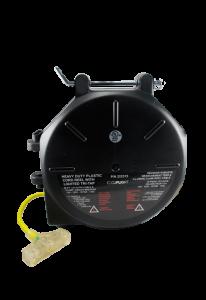 Cliplight 222315 50'/15.3m 12/3 cord reel Rugged Tri-Tap