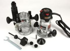 Porter-Cable 895PK 2.25HP Fixed / Plunge base router