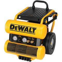 DeWALT D55154 1.1HP 4gal portable air compressor