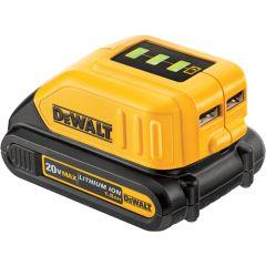 DeWALT DCB090 Source d'alimentation USB 12V Max / 20V Max