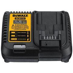 DeWALT DCB115 12V/20V battery charger