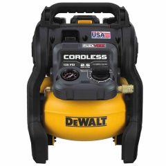 DeWALT DCC2560T1 60 V MAX* FLEXVOLT® portable 1.2 gallon compressor