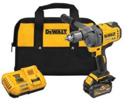 "DeWALT DCD130T1 60V MAX* 1/2"" Mixer/drill kit with E-CLUTCH® system"