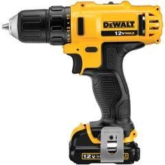 """DeWALT DCD710S2 Perceuse-visseuse 3/8"""" 12V Max*"""