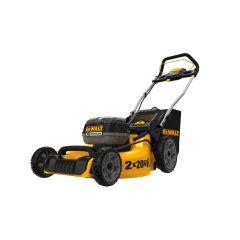 DeWALT DCMW220P2 20V (X2) MAX DEWALT 3-in-1 Cordless Lawn Mower
