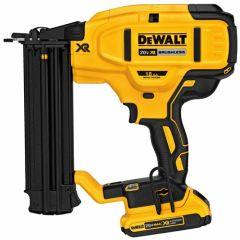 """DeWALT DCN680D1 20V 5/8"""" - 2-1/8"""" 18ga. finish nailer"""