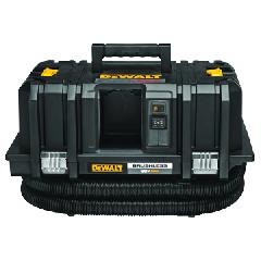DeWALT DCV585B Flexvolt® 60V MAX* 2 gallons dust extractor
