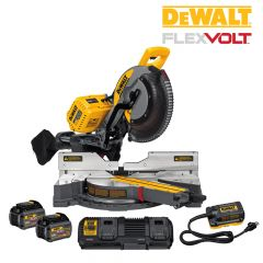 "DeWALT DHS790AT2 120V Max 12"" sliding miter saw"