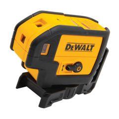 DeWALT DW085K 5 -point Automatic alignment laser