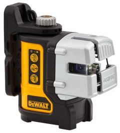DeWALT DW089CG Niveau laser 3 lignes