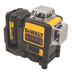 DeWALT DW089LR Niveau laser auto-nivellant 3 lignes 12V